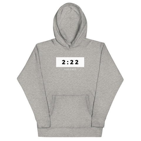 2:22 White - Hoodie (2 Colors)
