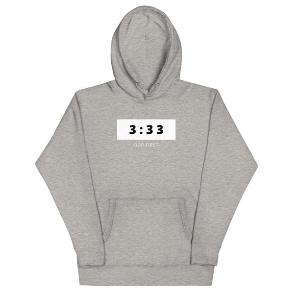 3:33 White - Hoodie (2 Colors)