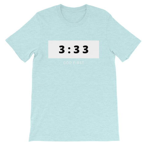 3:33 White (6 Colors)