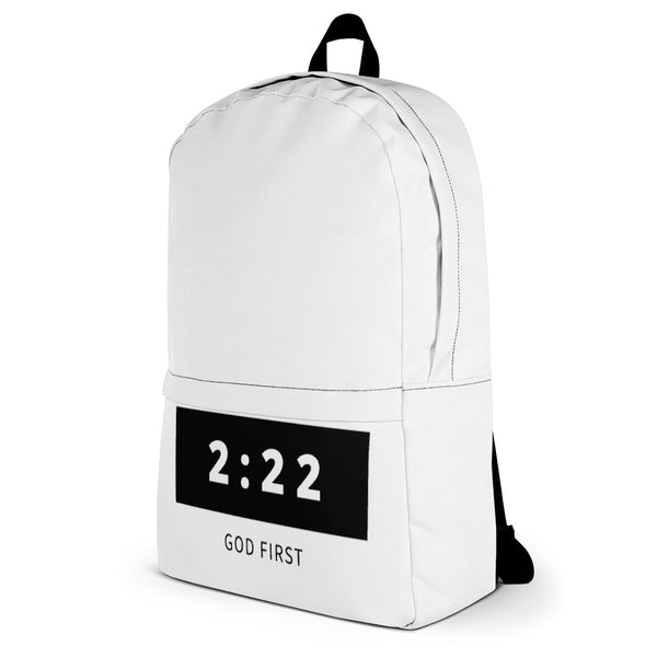 2:22 - Backpack (1 Color)