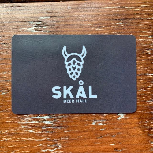 Skål Beer Hall Gift Card