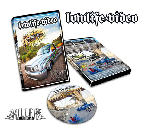 Lowlife Dvd- Skumbags FREE SHIPPING