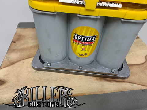 Optima battery tray to fit D34