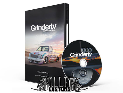 GRINDER TV VOLUME 3 DVD