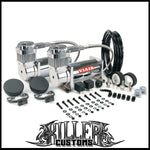 VIAIR 400C Dual Value Pack Air Compressors  Chrome FREE SHIPPING