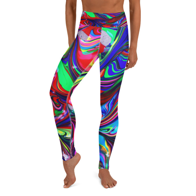 Sport Legging Paint