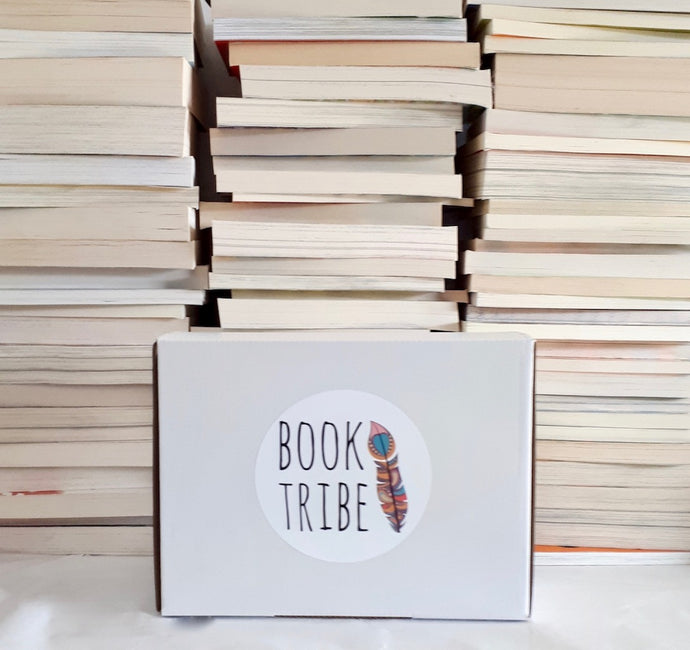 BookTribe book subscription box for kids