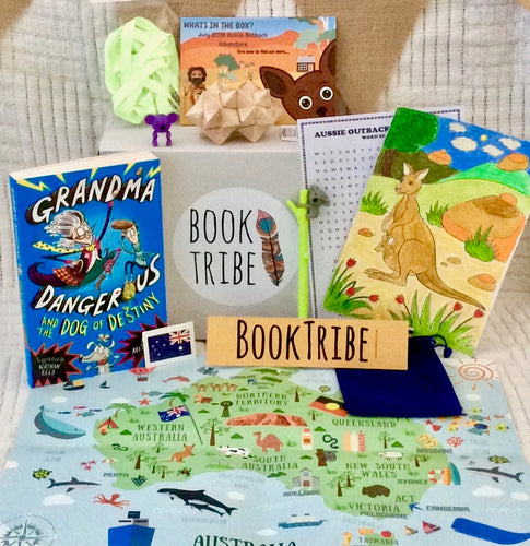Book Subscription Box for Kids