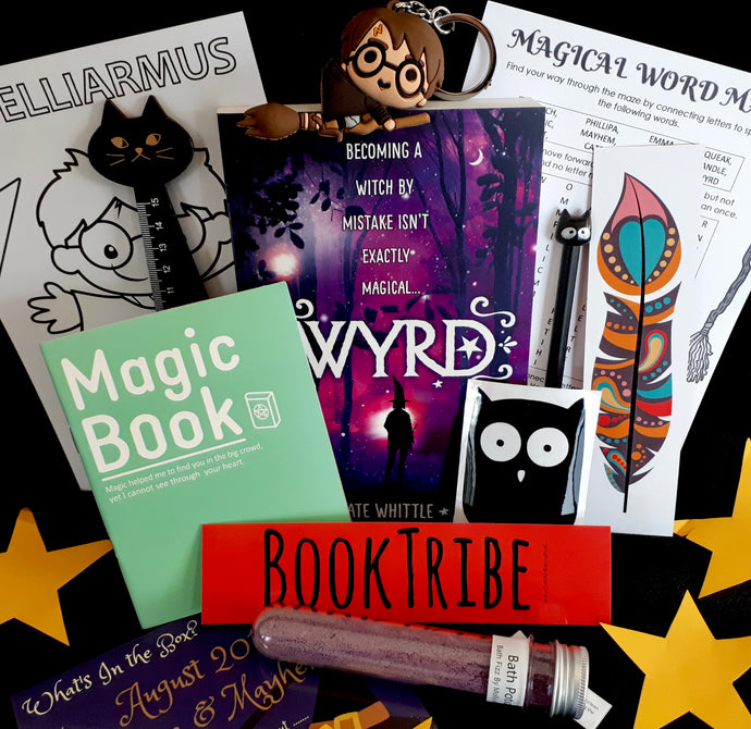 BookTribe book subscription box
