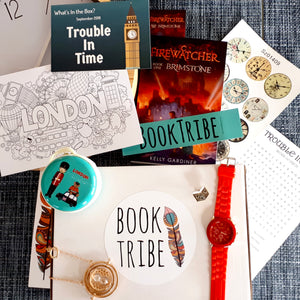 BookTribe Box Subscription