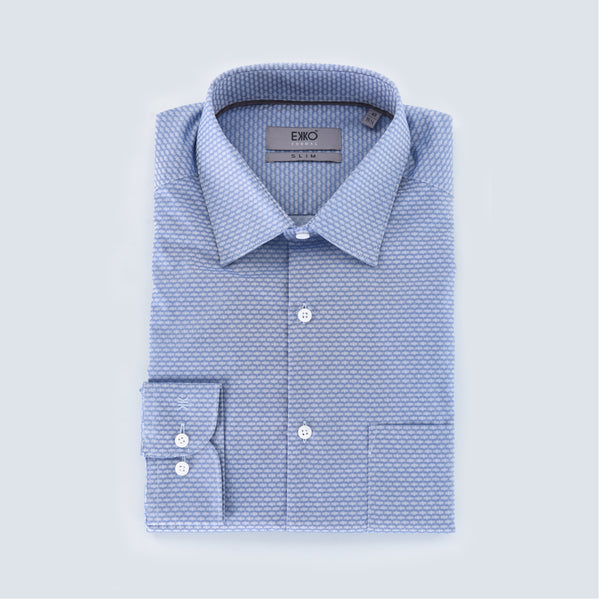 Long Sleeve Formal Shirt MEFCS/R006LS031