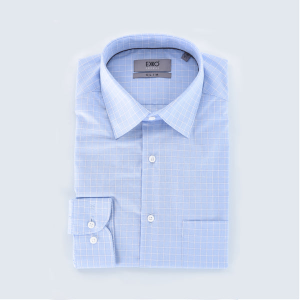 Long Sleeve Formal Shirt MEFCS/R006LS041