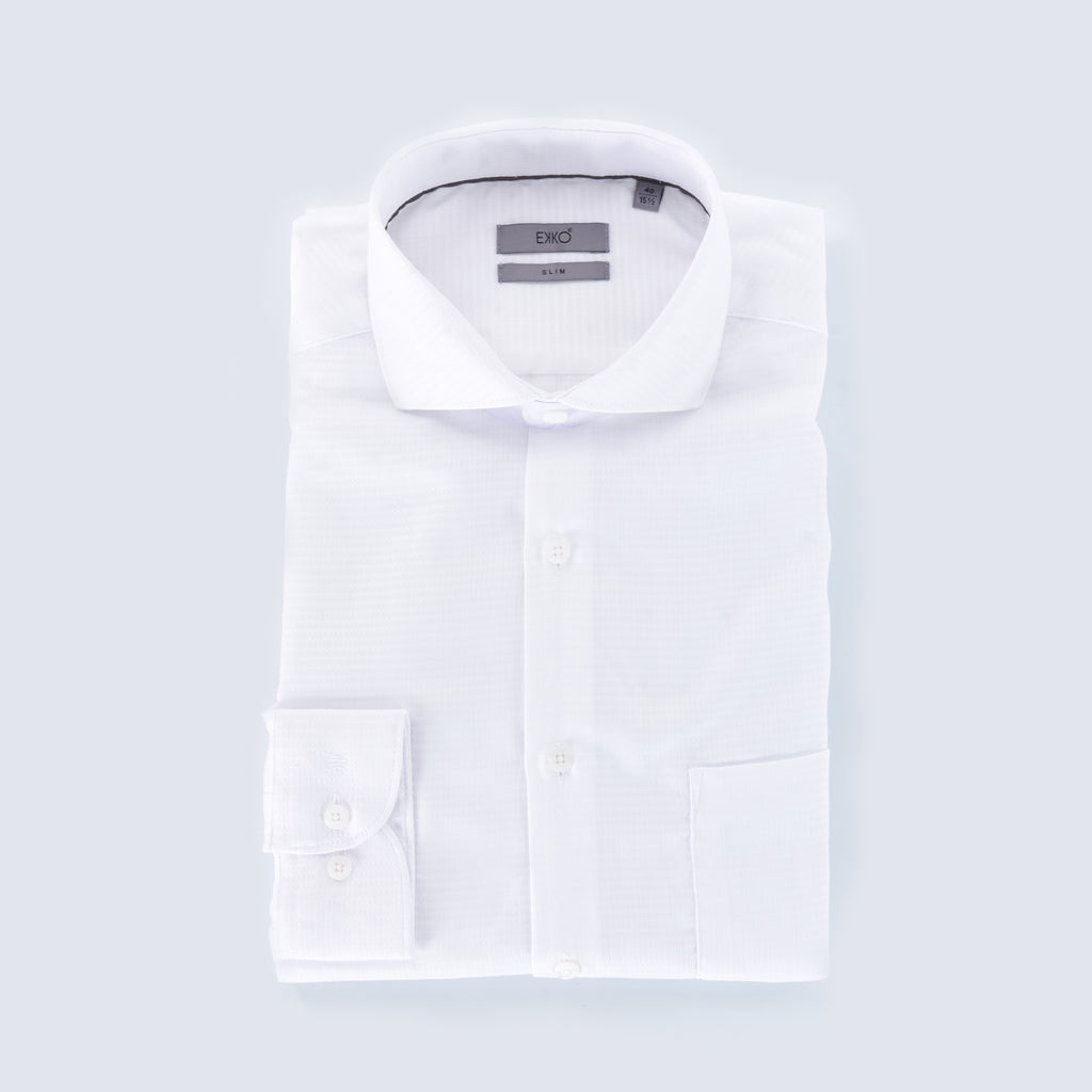 Long Sleeve Formal Shirt MEFCS/R008LS073 C2