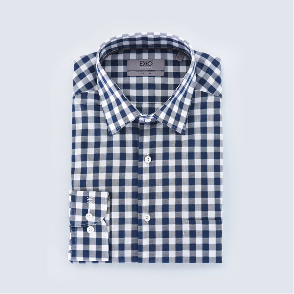 Long Sleeve Formal Shirt MEFCS/R007LS063