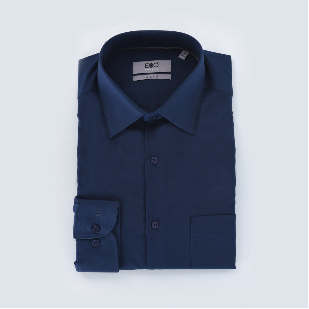 Long Sleeve Formal Shirt MEFCS/R006LS049