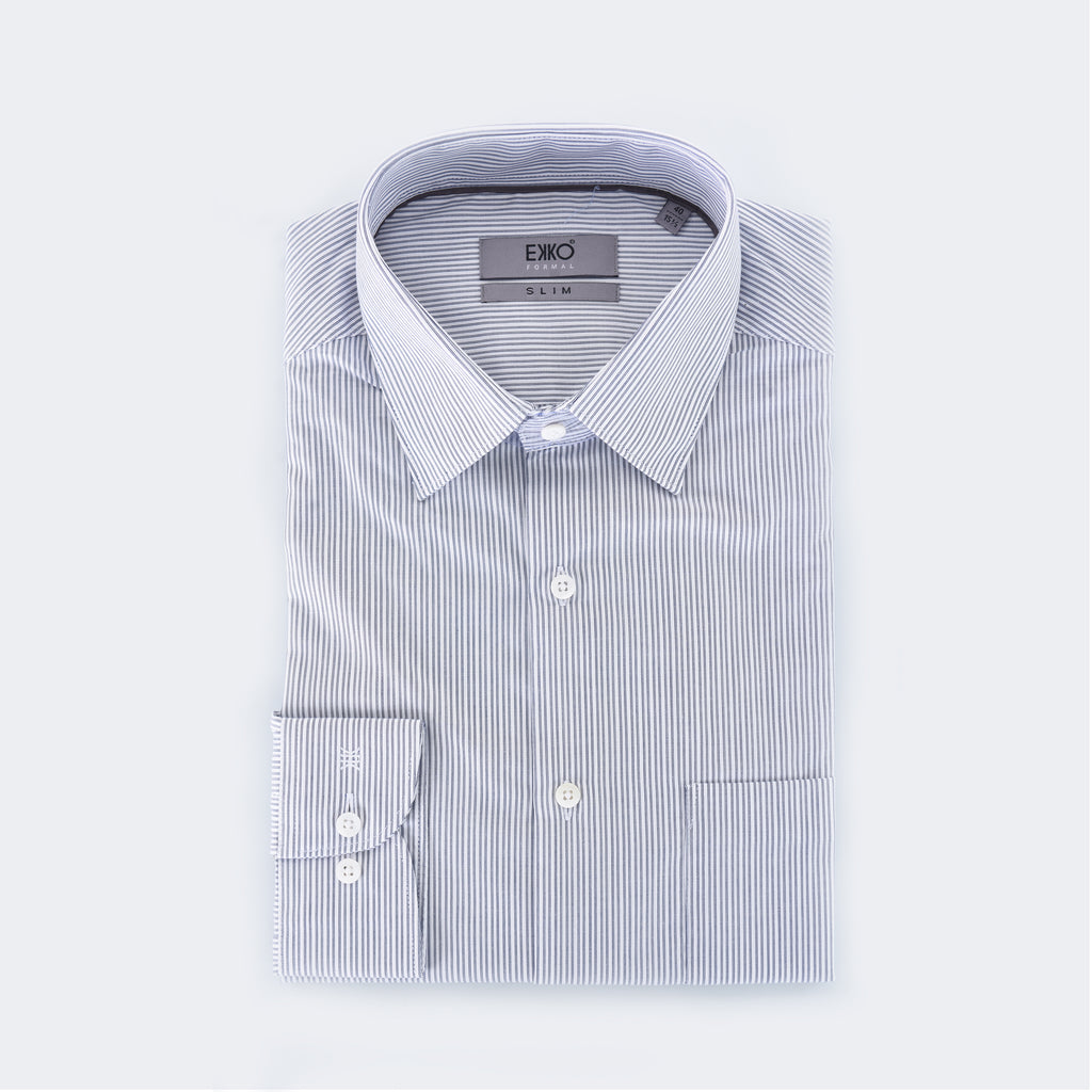 Long Sleeve Formal Shirt MEFCS/R007LS059