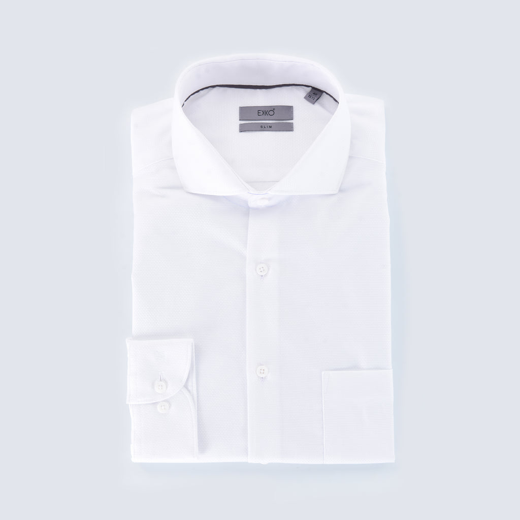Long Sleeve Formal Shirt MEFCS/R008LS072 C2