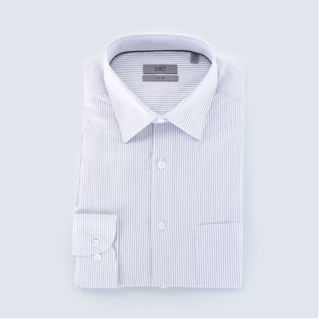 Long Sleeve Formal Shirt MEFCS/R005LS021