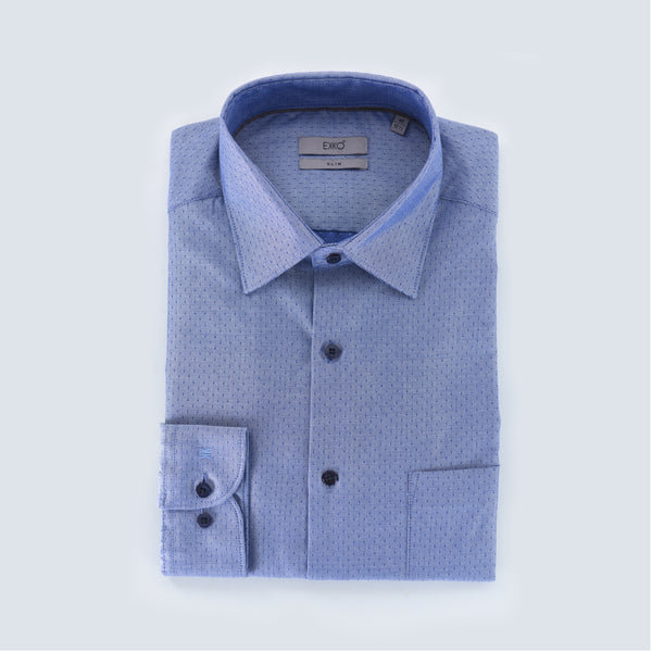 Long Sleeve Formal Shirt MEFCS/R008LS068