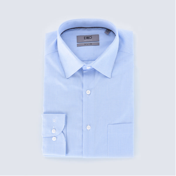 Long Sleeve Formal Shirt MEFCS/R007LS055