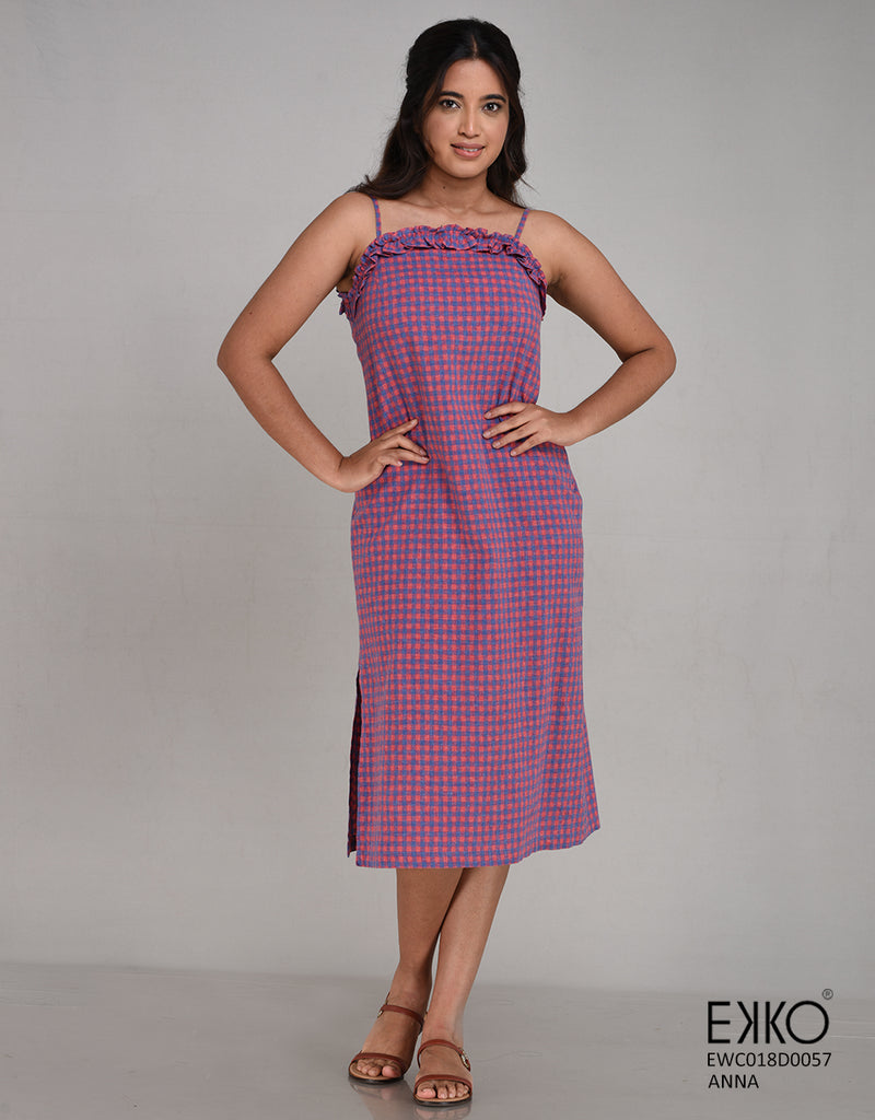 Anna Dress - 100% Cotton