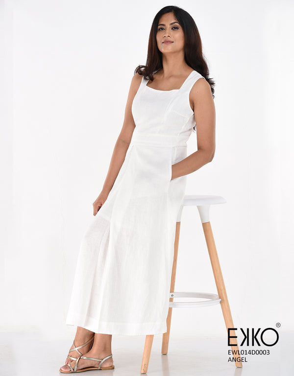 Angel Dress - 100% Linen