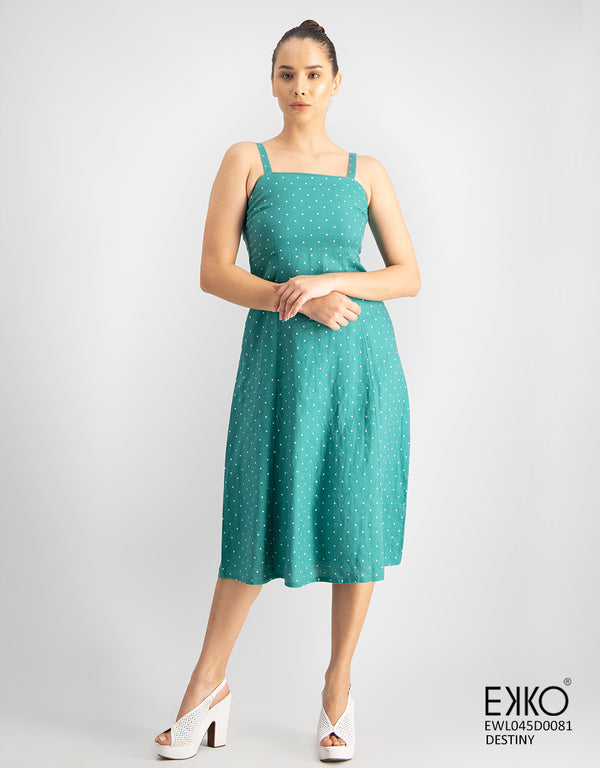 Destiny Dress - 100% Linen