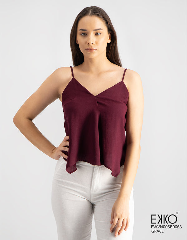 Grace Top -  Viscose blend