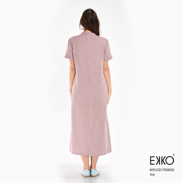 Joy Dress - Linen Blend
