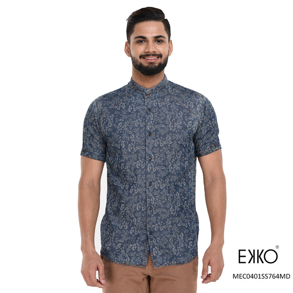 Cotton Short Sleeve Shirt MEC0401SS