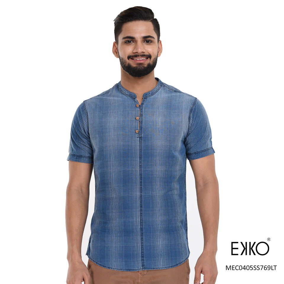 Cotton Short Sleeve Shirt MEC0405SS