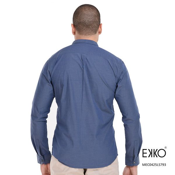 Cotton Long Sleeve Shirt MEC0425LS