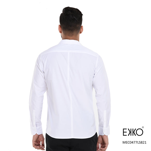 Cotton Long Sleeve Shirt MEC0477LS