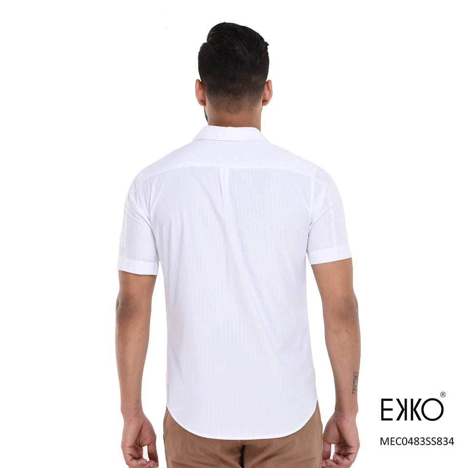 Cotton Short Sleeve Shirt MEC0483SS