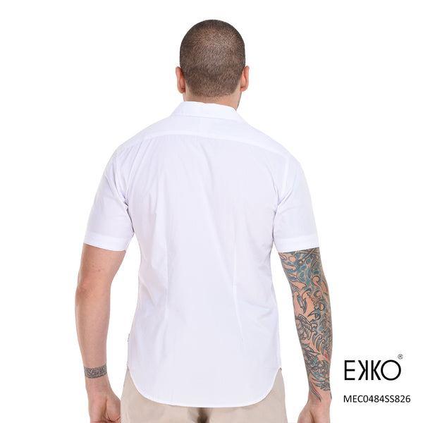 Cotton Short Sleeve Shirt MEC0484SS