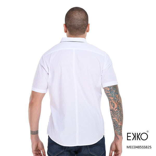Cotton Short Sleeve Shirt MEC0485SS