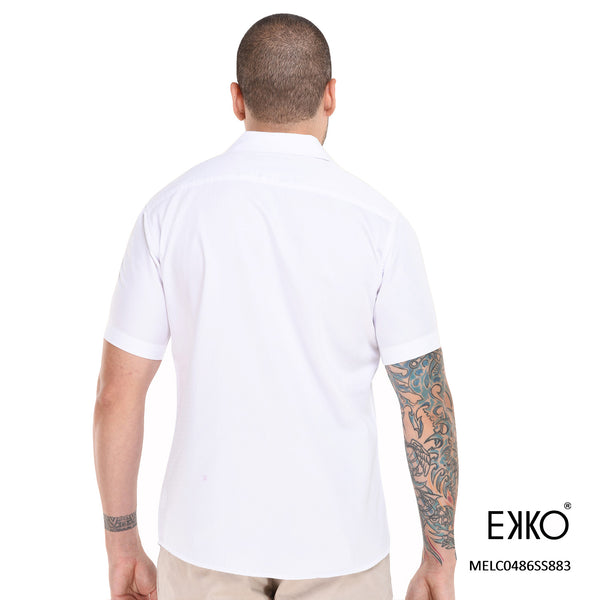 Cotton Short Sleeve Shirt MEC0486SS