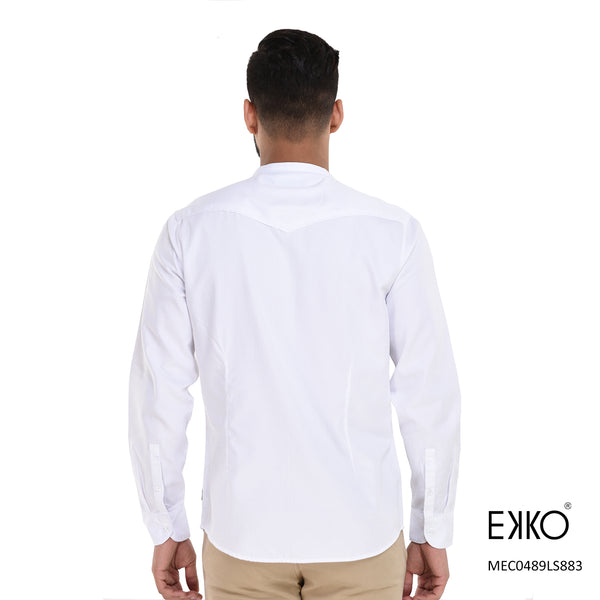Cotton Long Sleeve Shirt MEC0489LS
