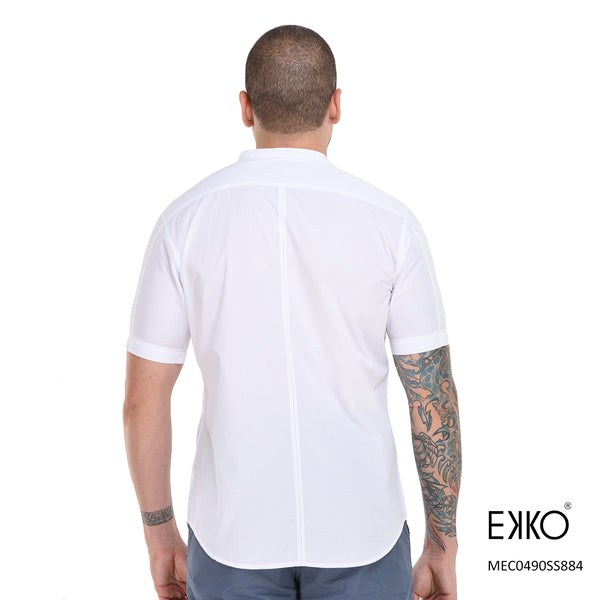Cotton Short Sleeve Shirt MEC0490SS