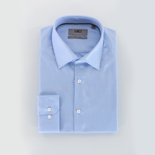 Long Sleeve Formal Shirt MEFCS003LS015