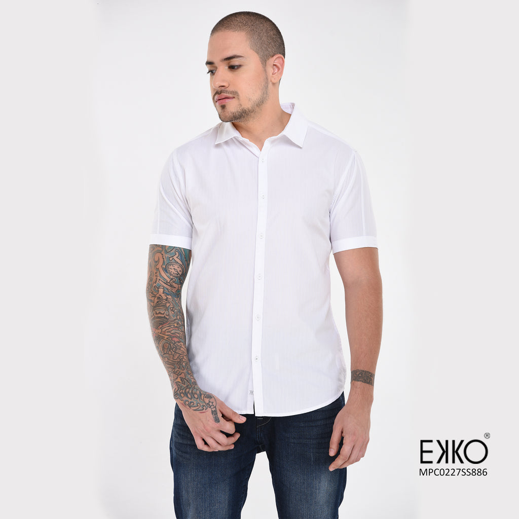 Cotton Short Sleeve Shirt MPC0227SS