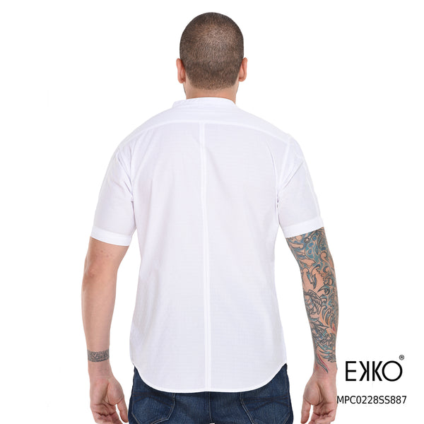 Cotton Short Sleeve Shirt MPC0228SS