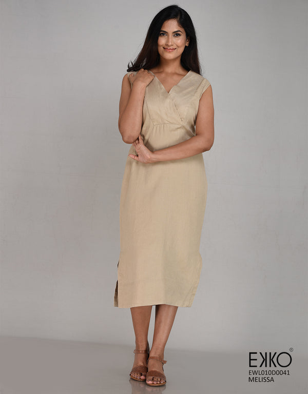 Melissa Dress - 100% Linen