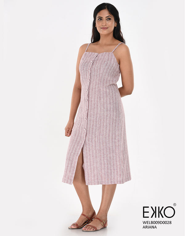 Ariana Dress - Linen Cotton