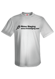 Short-Sleeved Moisture-Wicking Stagehand Tee