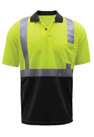 Reflective Safety Polo
