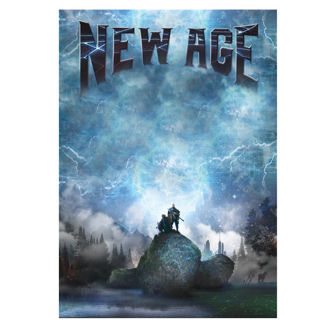 A3 New Age Poster
