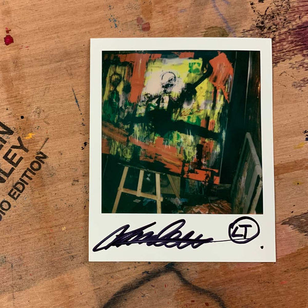 Artist's Polaroid #1<br>[GREED Collection 2019]