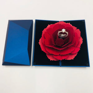 Marriage Propose Rotatable Ring Box (50% OFF)