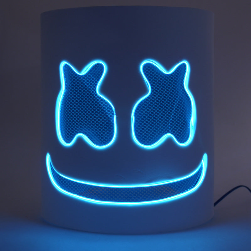 LED Light DJ Mask